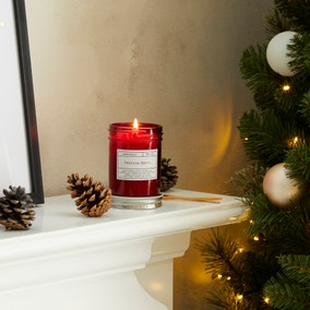 Churchgate Winter Red Berries Fragranced Candle