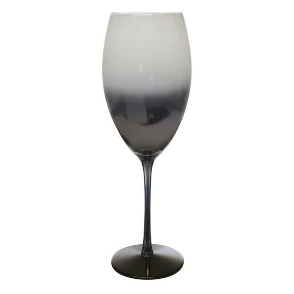 Ombre Wine Glass Black