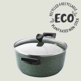 Prestige Eco 4.5L Non-Stick Stock Pot