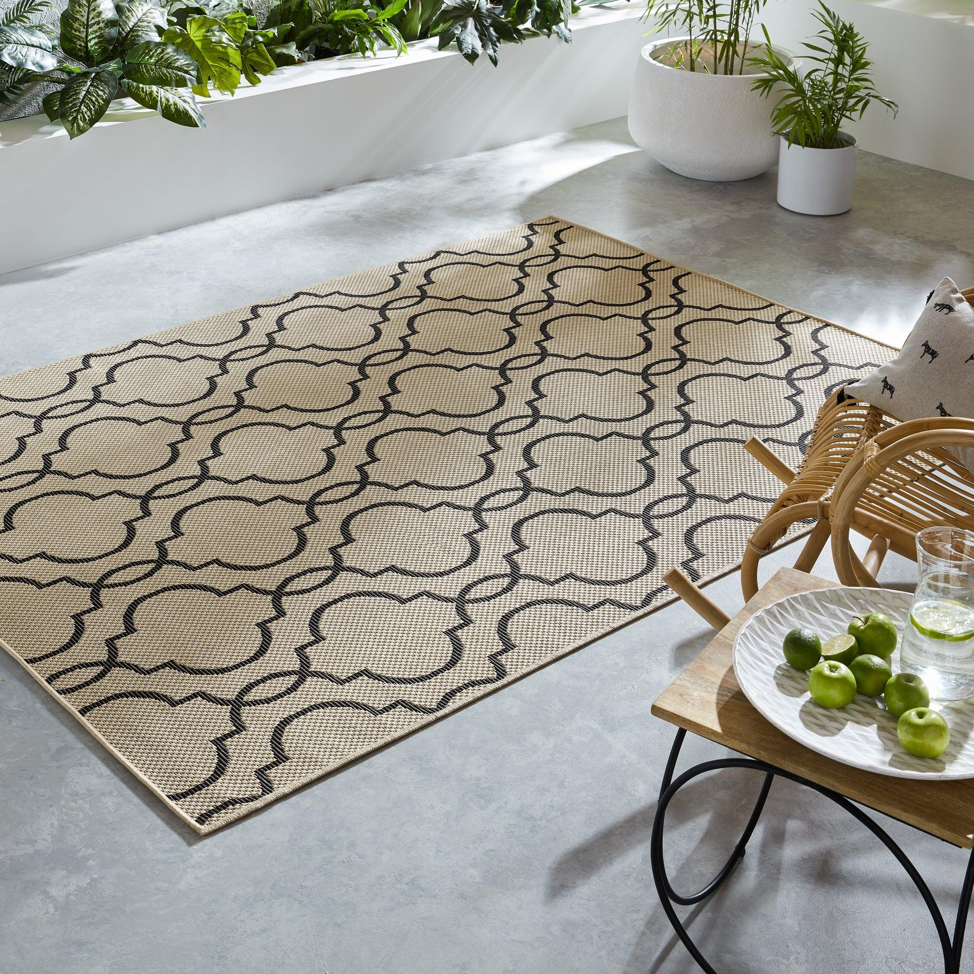Photo of Indoor outdoor milan rug milan beige
