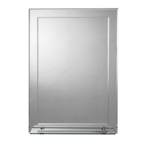 Devoke Rectangular Mirror with Shelf