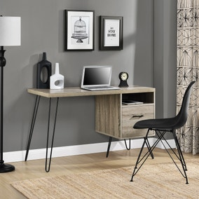 Landon Retro Desk