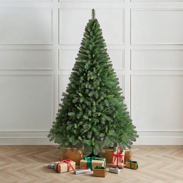 7Ft Deluxe Western Pine Tree Green