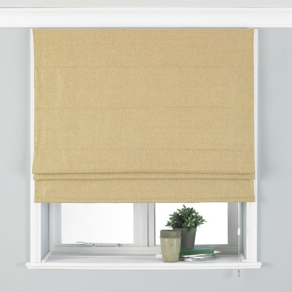Atlantic Ochre Roman Blind  undefined