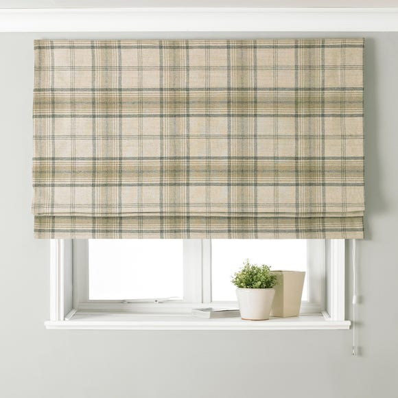 Aviemore Natural Roman Blind  undefined