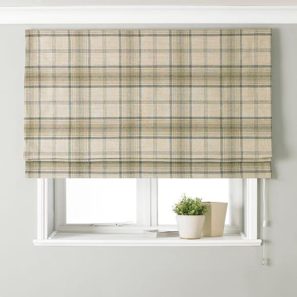 Aviemore Natural Roman Blind Natural undefined