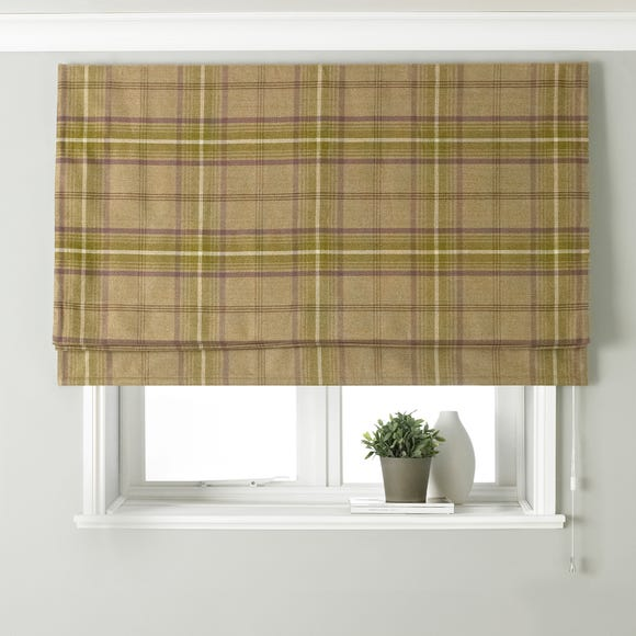 Aviemore Thistle Roman Blind  undefined