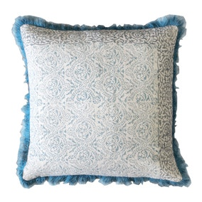 Nakur Block Printed Cushion