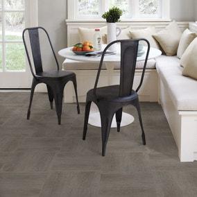 Ashwood Grey Self Adhesive Floor Tiles