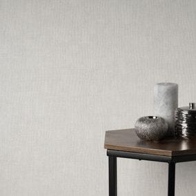 Milano Hessian Off White Wallpaper