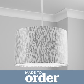 Made to Order 43cm Cylinder Shade