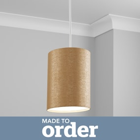 Made To Order Tall Cylinder Shade