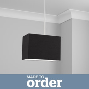 Made to Order 25cm Rectangle Shade