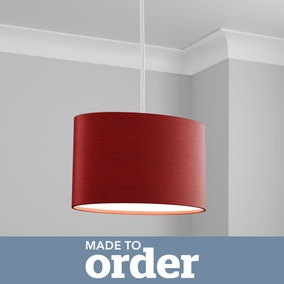 Made To Order Oval Shade