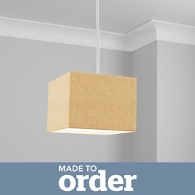 Made To Order Square Shade