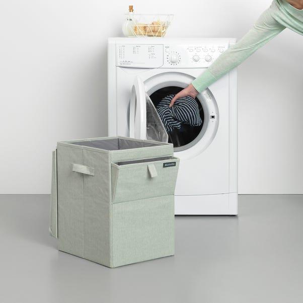 Brabantia Stackable Green 35L Laundry Box Green