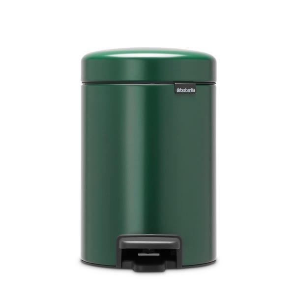 Brabantia Green 3L Pedal Bin