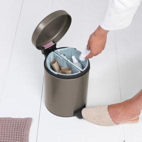 Brabantia Platinum 4L Recycle Bin