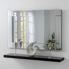 Yearn Triple Bevelled Edge Mirror