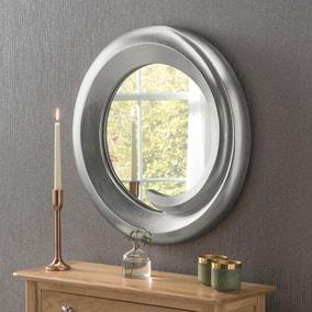 Yearn Swirl Champagne Mirror