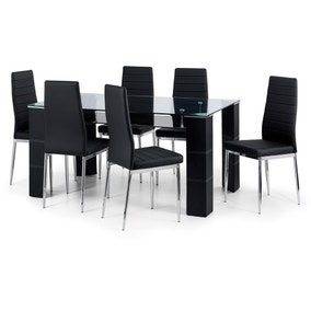 Greenwich Dining Table with 6 Chairs