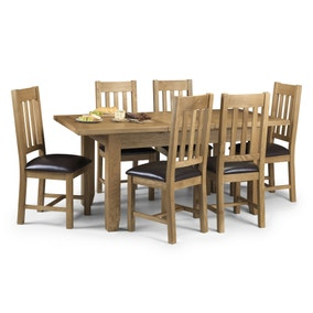 Astoria Extending Dining Table with 6 Chairs