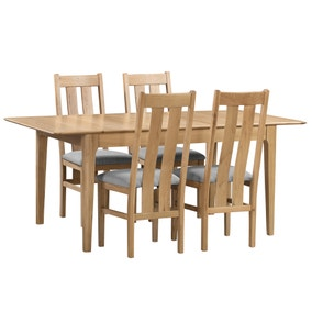 Cotswold Dining Table with 4 Chairs