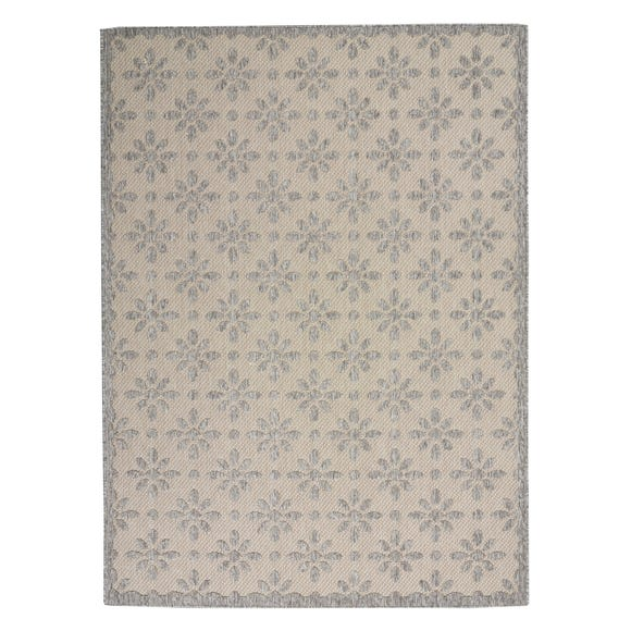 Cosumel Ditsy Indoor Outdoor Rug Cozumel Ditsy Cream undefined