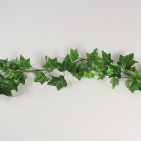 Outdoor English Ivy Garland Weather Resistant 180cm