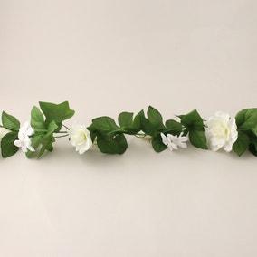 Rose and Blossom Wedding Garland 180cm