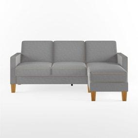 Bowen Chenille Corner Sofa