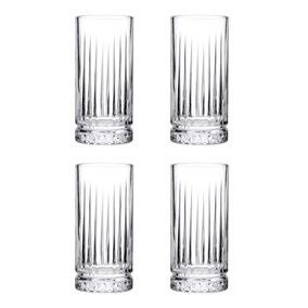 Set of 4 Elysia Long Glasses