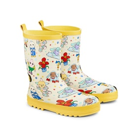 Ulster Weavers Moon and Me Kids Character Wellies