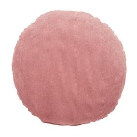 Circle Corduroy Cushion