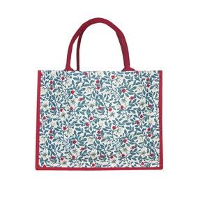 Crafted Christmas Osbourne Large Shopping Bag