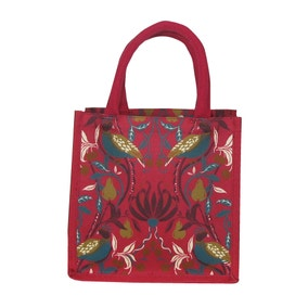 Crafted Christmas Winterbourne Small Shopping Bag