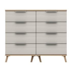 Murray 8 Drawer Wide Chest