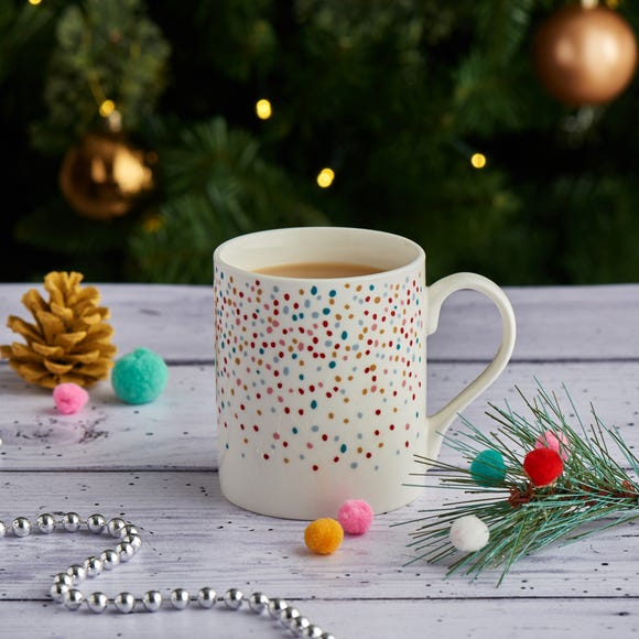 Confetti Mug MultiColoured