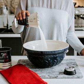Tala Indigo and Ivory Baking Set