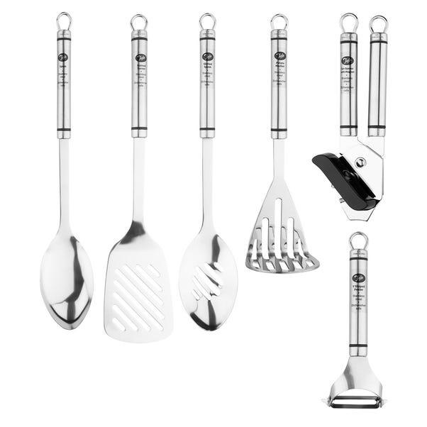 Tala Kitchen Utensil Set Silver