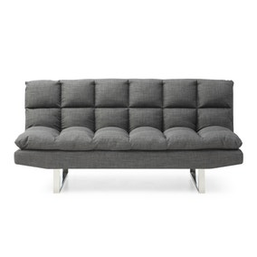 Boston Sofa Bed - Charcoal