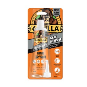 Gorilla White Grab 80ml Tube