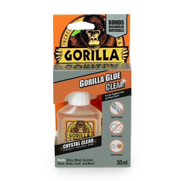 Gorilla Clear 50ml Glue