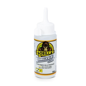 Gorilla Clear 110ml Glue