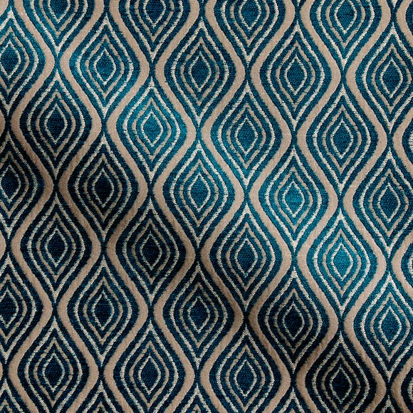 Giovanni Made to Measure Fabric Sample Giovanni Teal