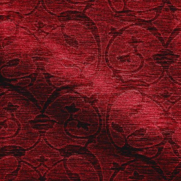 Hinton Made to Measure Fabric Sample Hinton Claret