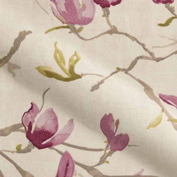 Magnolia Made to Measure Fabric Sample Magnolia Pink