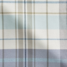 Nevis Check Made to Measure Fabric Sample