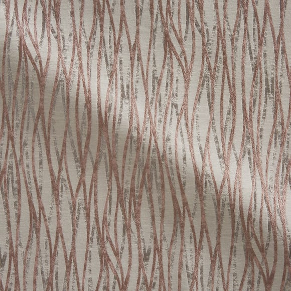 Linear Made to Measure Fabric Sample Linear Blush