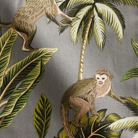 Monkey Made to Measure Fabric Sample